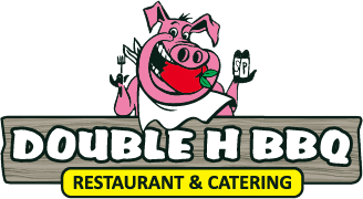 Double H BBQ Logo